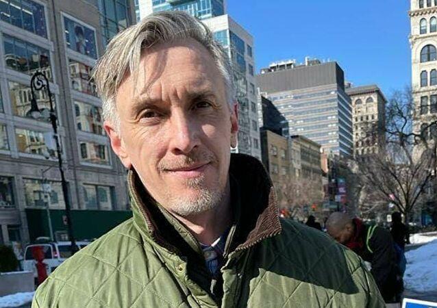 Russian candidate for New York Mayor Vitaly Filipchenko