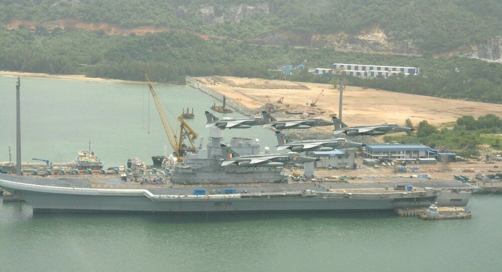The integrated exercise of IAF & IN with US Navy Ronald Reagan CSG gets underway today