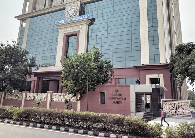 National Investigation Agency Headquarters, New Delhi.