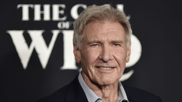 Harrison Ford attends the premiere of The Call of the Wild at El Capitan Theatre on Thursday, Feb. 13, 2020, in Los Angeles. - Sputnik International
