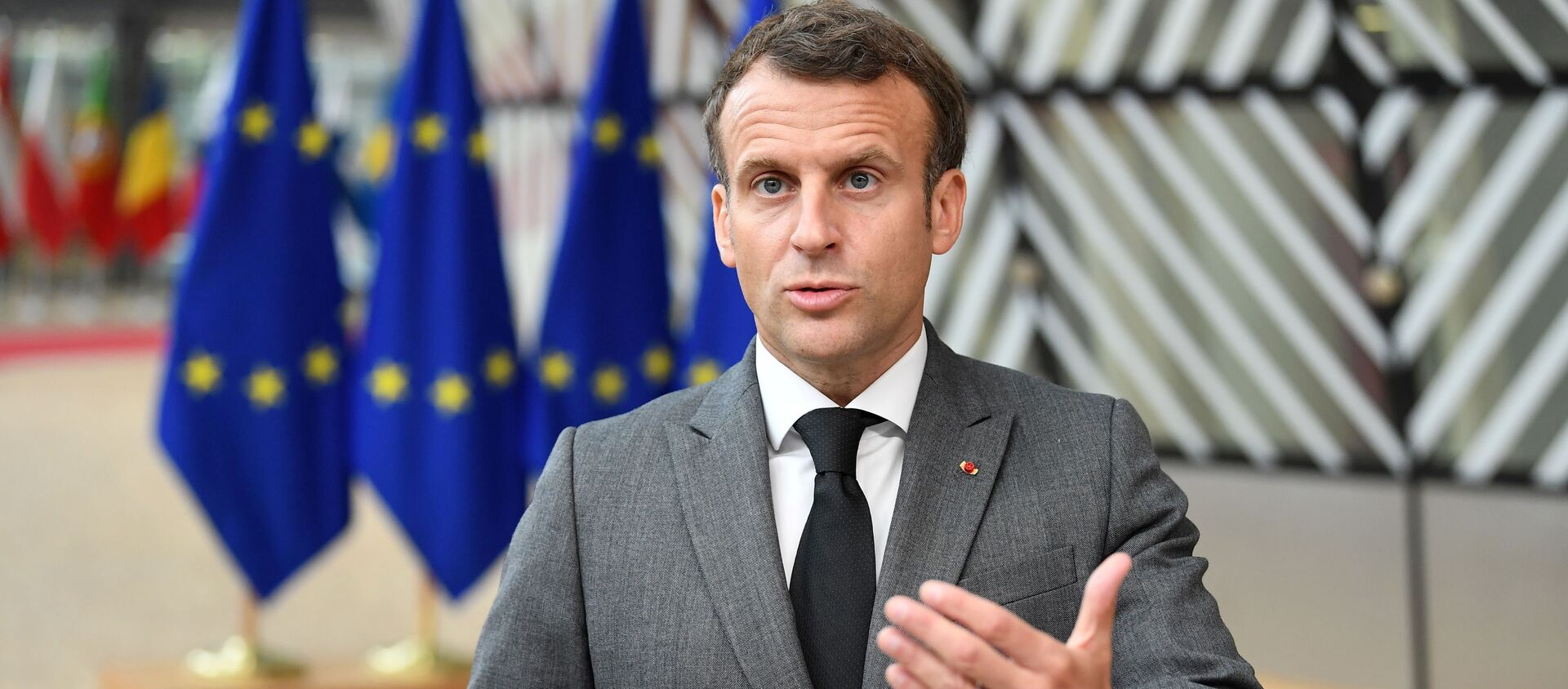 President Macron Orders Probes Into Pegasus Spyware Case, Prime Minister Castex Says - Sputnik International, 1920, 21.07.2021