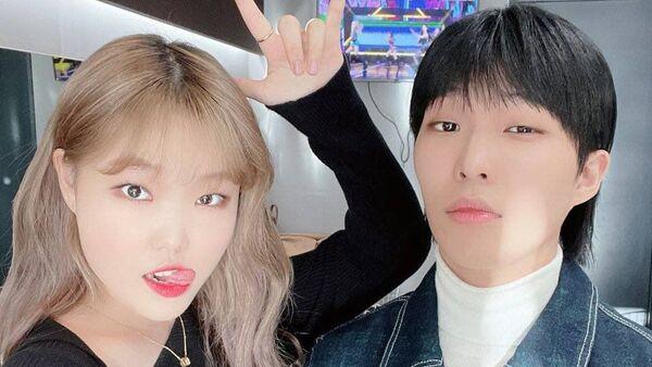 Sibling K-Pop Duo AKMU Set to Drop Music in July - Sputnik International