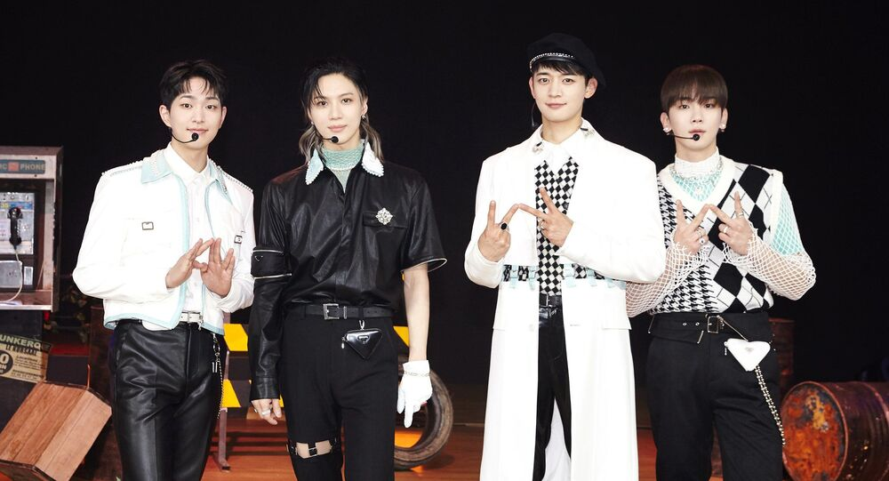 SHINee Shines in MV Teaser for 'Superstar' for Their Japanese Comeback
