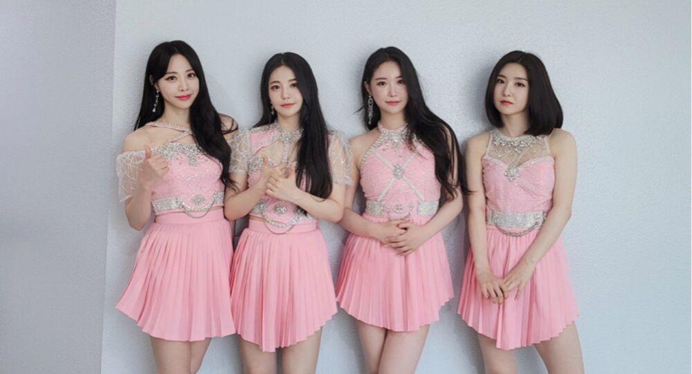 K-Pop Girl Band Brave Girls Throw 'Pool Party' in MV Teaser for Upcoming Side Single