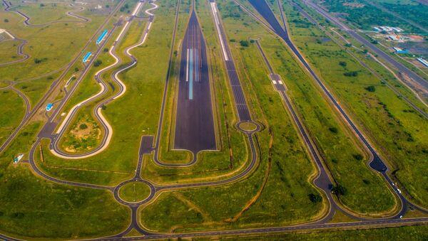 National Automotive Test Tracks (NATRAX) - Sputnik International