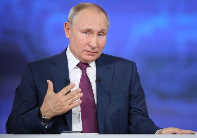 Vladimir Putin: US Understands...