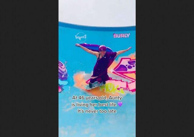 Aunty Skates