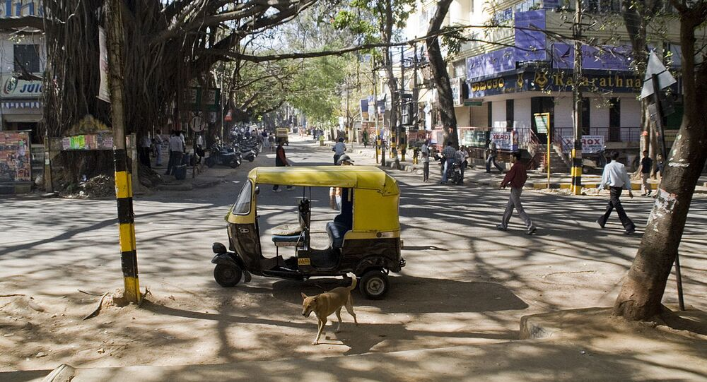 The Streets of Bangalore