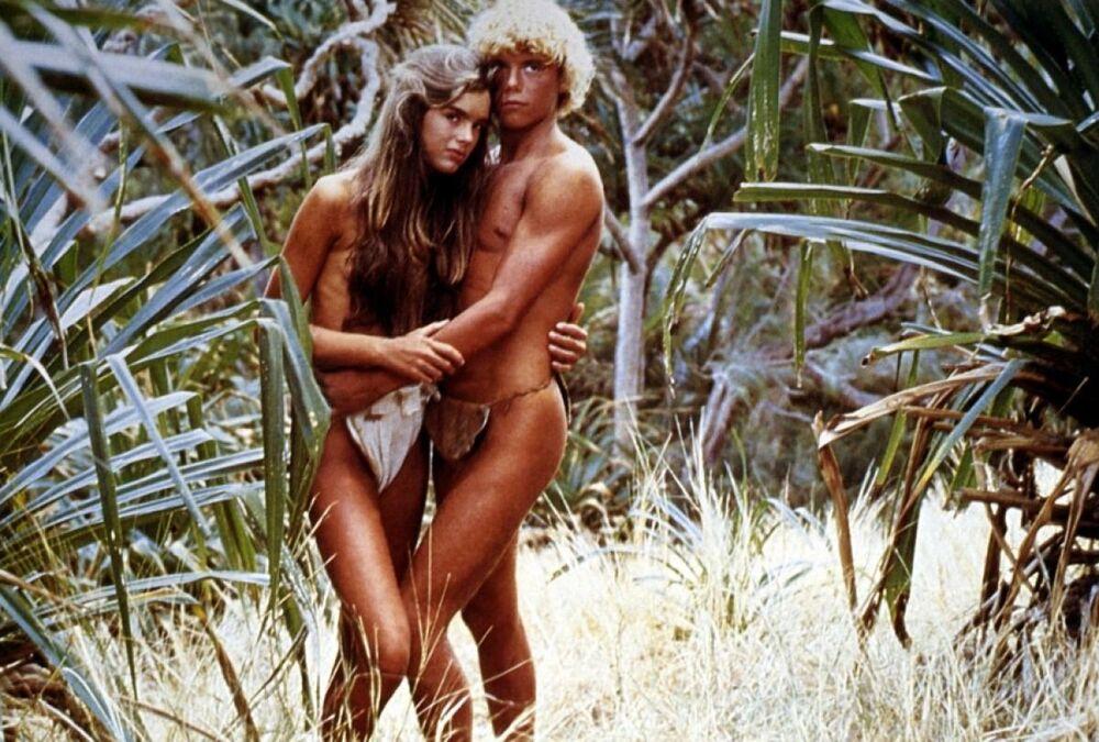 Brooke Shields as  Emmeline Lestrange in The Blue Lagoon, 1980.