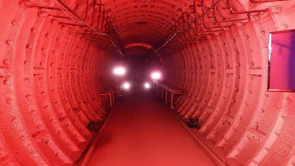 Inside Barnton Quarry Bunker - Sputnik International