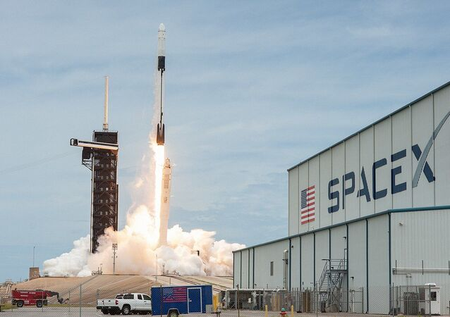 SpaceX CRS-22 Liftoff