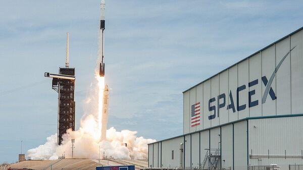 SpaceX CRS-22 Liftoff - Sputnik International