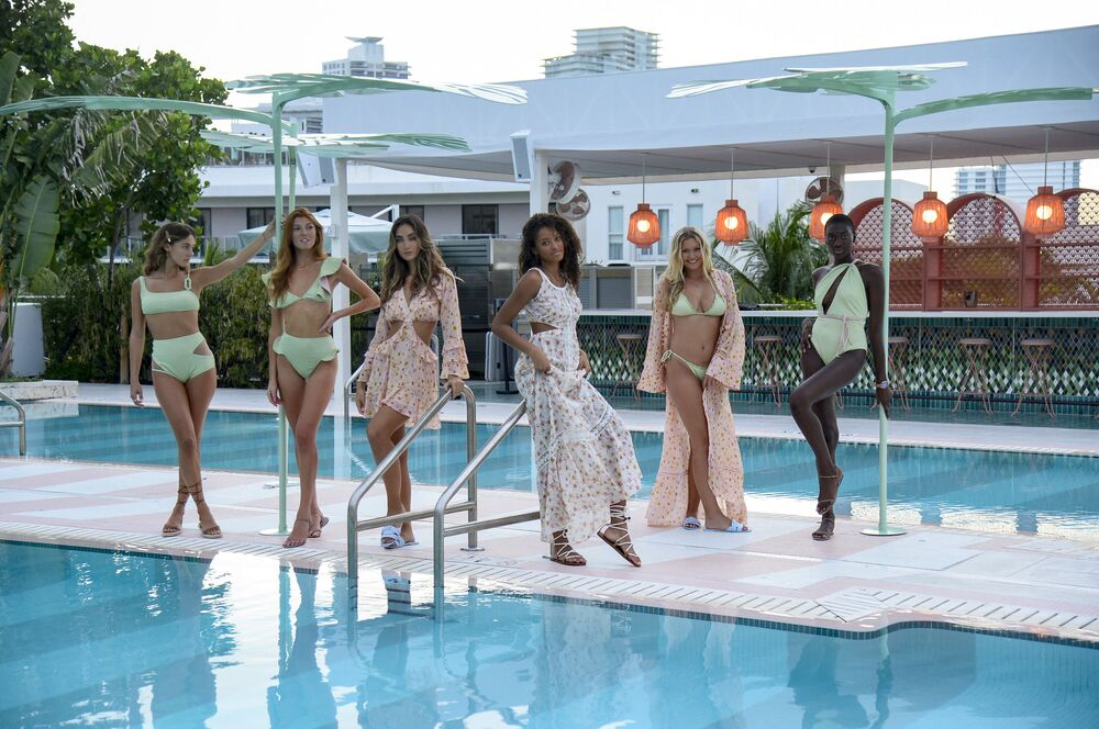 Hottest Time of the Year: Miami Swim Week Kicks Off in Florida