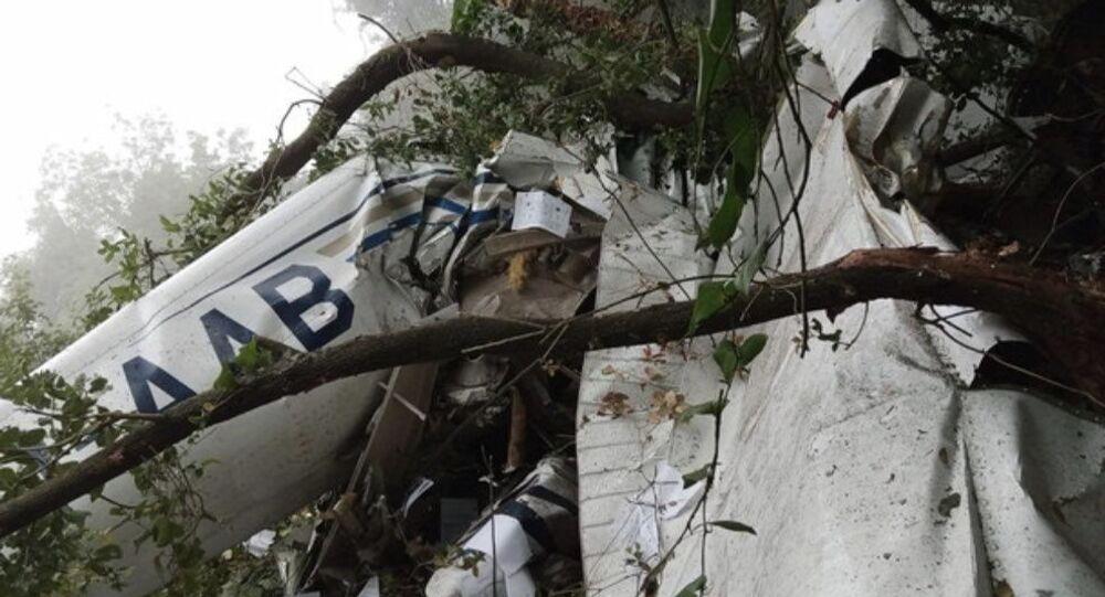Training Aircraft Crashes in Lebanon