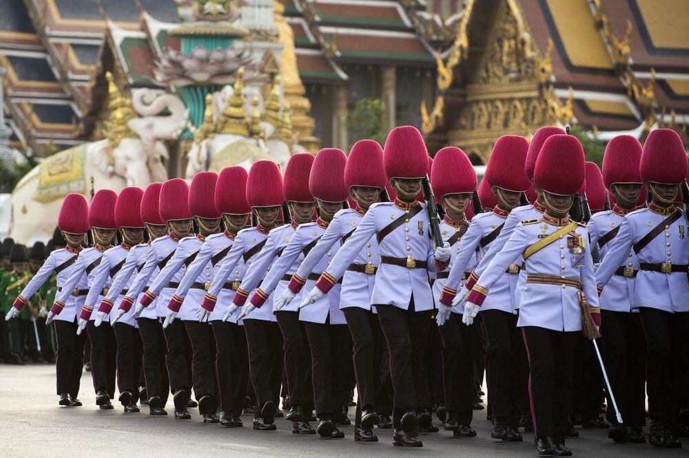 Royal Guard of Thailand.