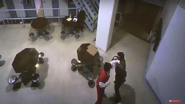 Nikolas Cruz - School Shooter: RAW VIDEO of Attack on Jail Guard - Sputnik International