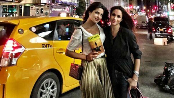 Priyanka Chopra and Meghan Markle  - Sputnik International