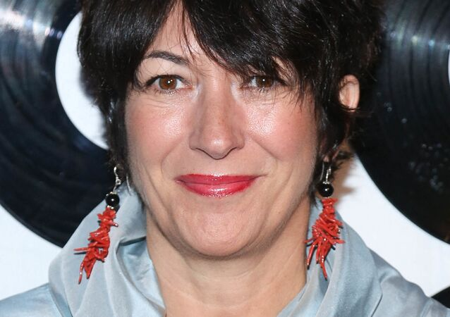 NEW YORK, NY - MAY 06: Ghislaine Maxwell attends the 2014 ETM (EDUCATION THROUGH MUSIC) Children's Benefit Gala at Capitale on May 6, 2014 in New York City