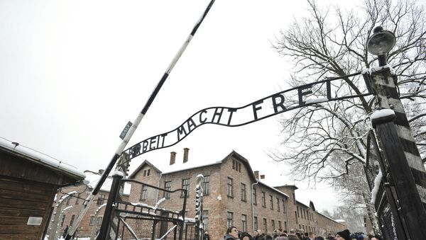 Poland Auschwitz Anniversary - Sputnik International