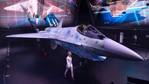 Russia MAKS Airshow Checkmate Fighter - Sputnik International