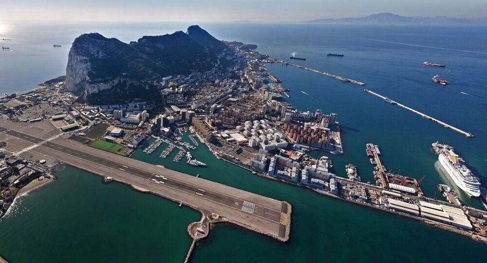 The Port of Gibraltar