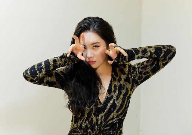 K-Pop Idol Sunmi is All Ready and Set for Her Comeback