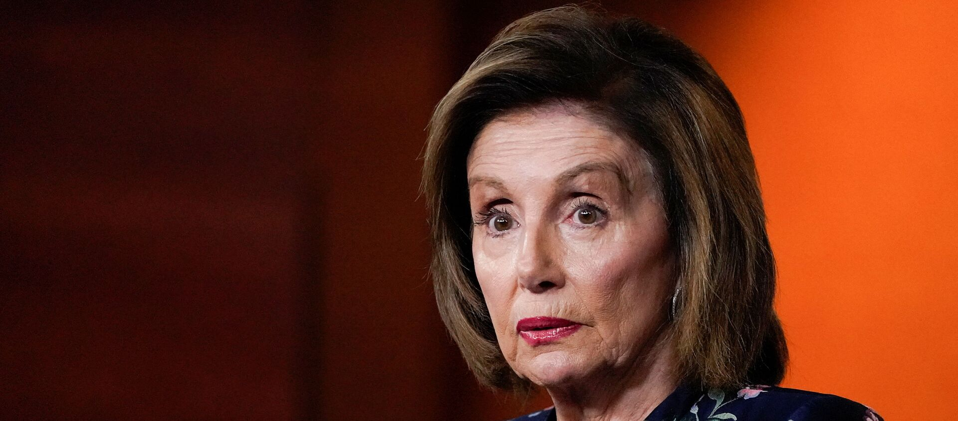 U.S. House Speaker Nancy Pelosi holds weekly news conference with Capitol Hill reporters in Washington - Sputnik International, 1920, 27.07.2021