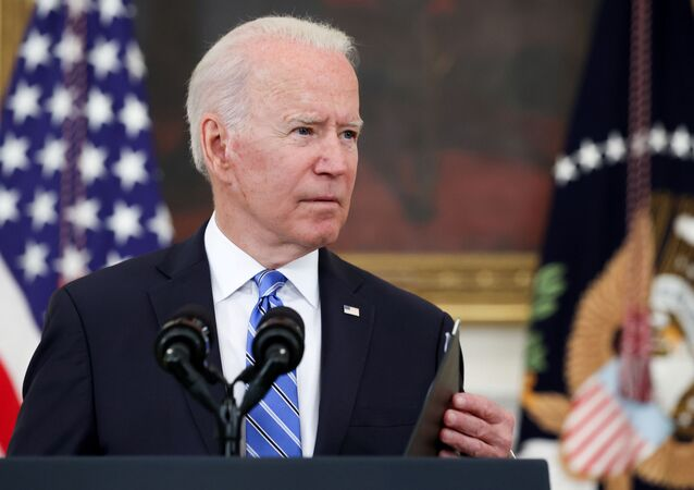U.S. President Joe Biden delivers remarks on the economy at the White House in Washington, U.S. July 19, 2021.