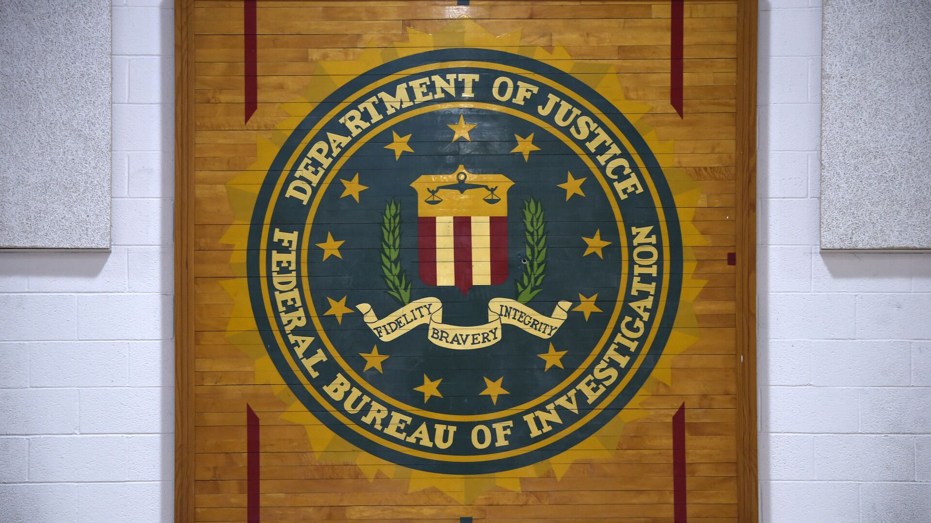 FBI logo - Sputnik International, 1920, 03.08.2021