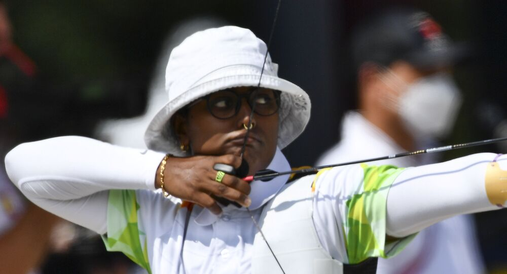 Tokyo 2020 Olympics - Archery - Women's Individual - Ranking Round - Yumenoshima Archery Field, Tokyo, Japan - July 23, 2021