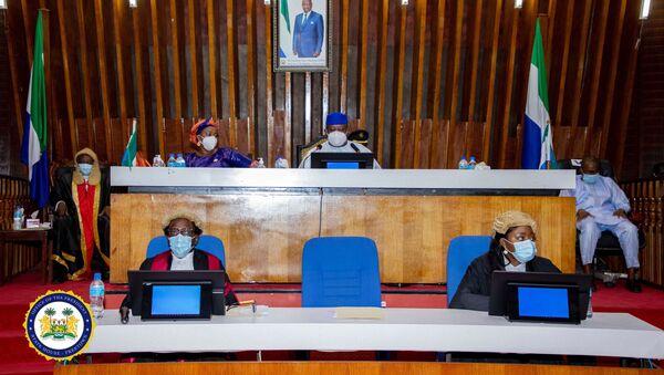 Sierra Leone parliament voted to abolish death penalty on July 23, 2021 - Sputnik International