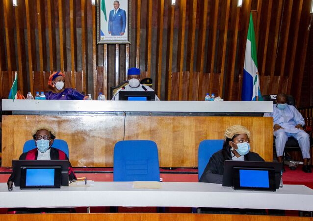 Sierra Leone parliament voted to abolish death penalty on July 23, 2021