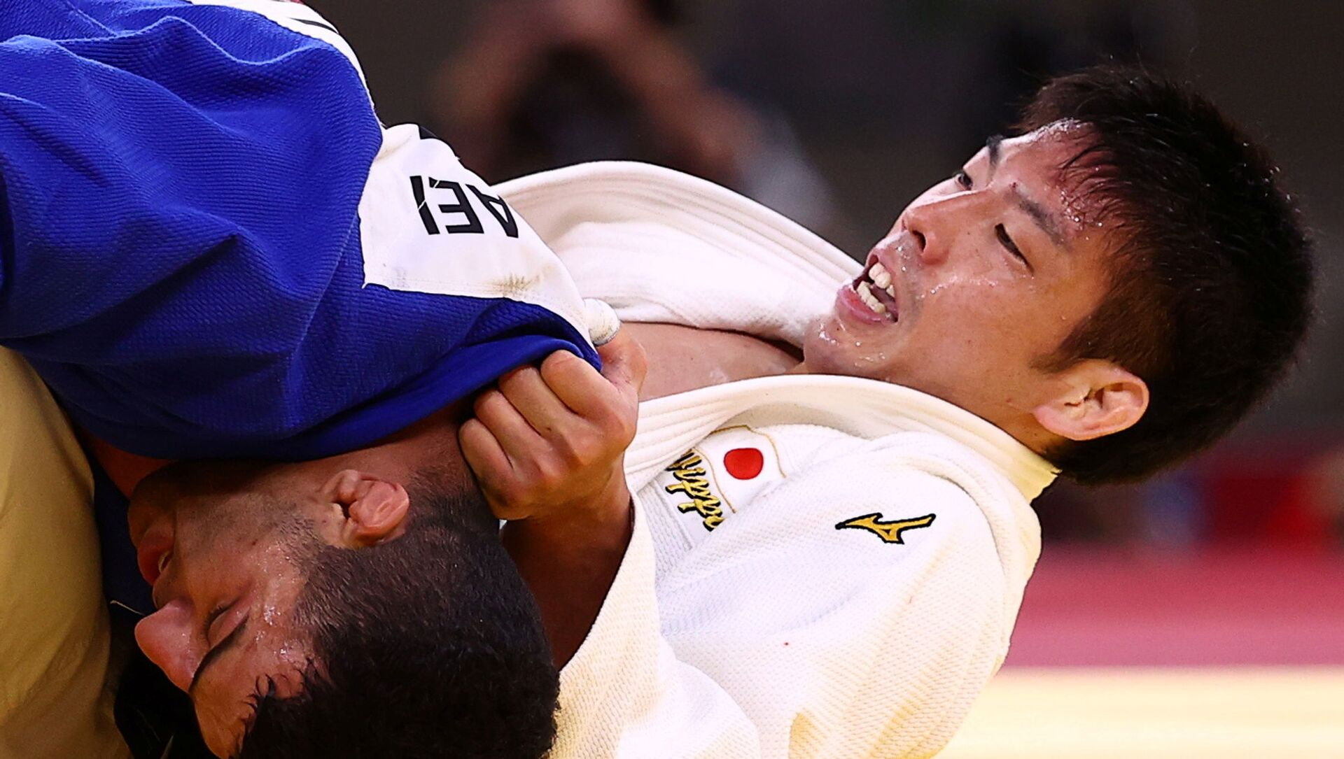 Tokyo 2020 Olympics - Judo - Men's 81kg - Gold medal match - Nippon Budokan - Tokyo, Japan - Sputnik International, 1920, 27.07.2021