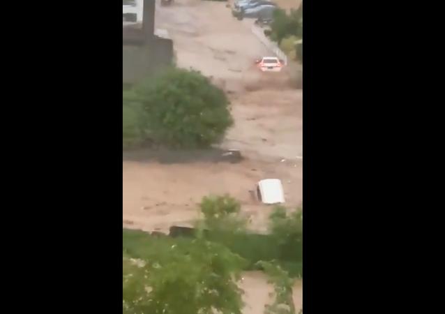 Floods in Islamabad