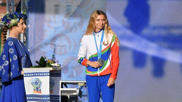 Award ceremony of Belarus athlets at II European Games - Sputnik International