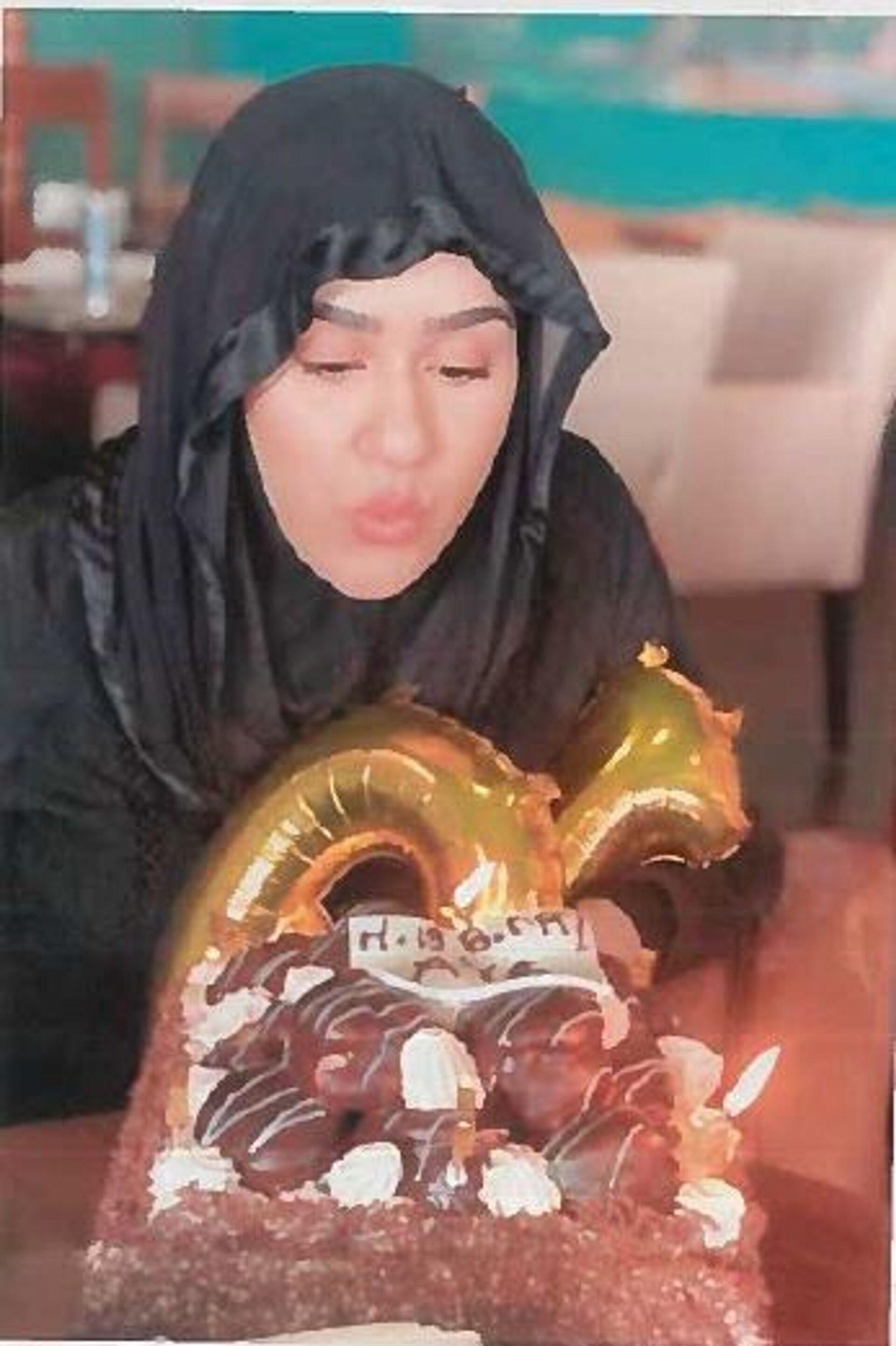 Aya Hachem, who was shot dead by mistake in Blackburn in May 2020 - Sputnik International, 1920, 07.09.2021