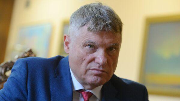 Miroslav Lazanski  - Sputnik International