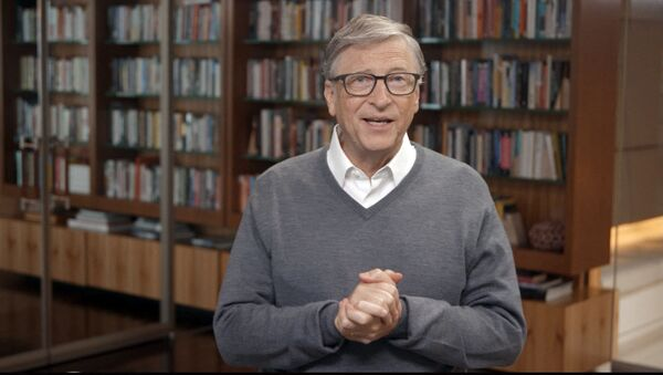 UNSPECIFIED - JUNE 24: In this screengrab, Bill Gates speaks during All In WA: A Concert For COVID-19 Relief on June 24, 2020 in Washington.   - Sputnik International