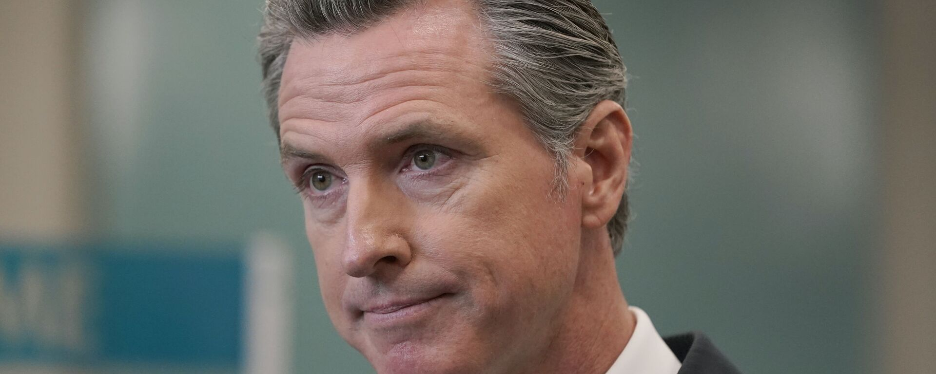 FILE — In this July 26, 2021, file photo, Gov. Gavin Newsom appears at a news conference in Oakland, Calif. Supporters of the effort to recall Newsom are asking a court to prohibit him from calling the effort sRepublican recall in the state's official voter guide. The lawsuit was filed by July 30, 2021, by Orrin Heatlie, the Republican activist who launched the recall effort. - Sputnik International, 1920, 08.09.2021