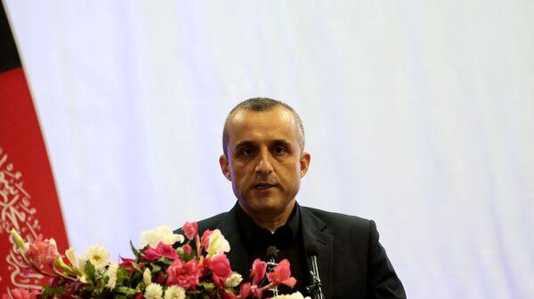 Amrullah Saleh - Sputnik International