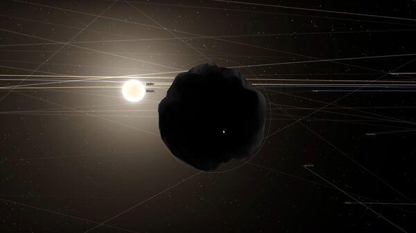 2021 PH27 asteroid - Sputnik International