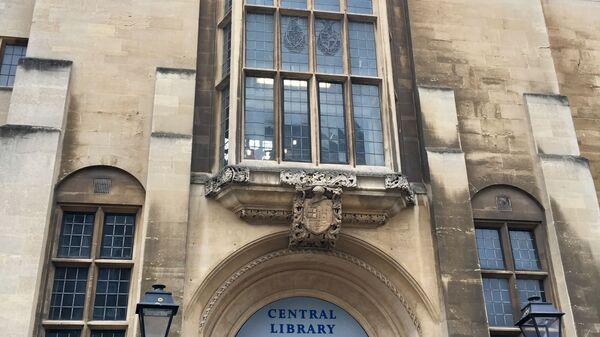 Bristol Central Library. - Sputnik International