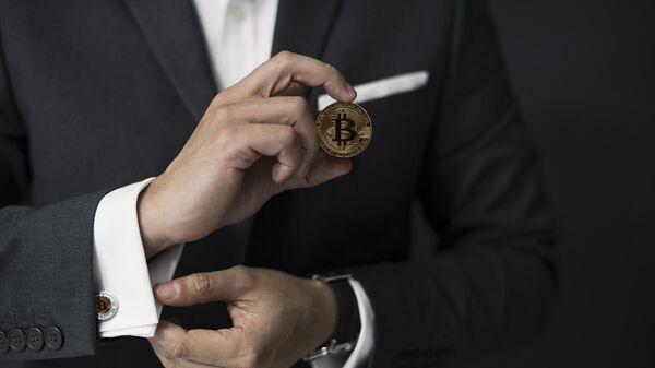 Cryptocurrency market - Sputnik International