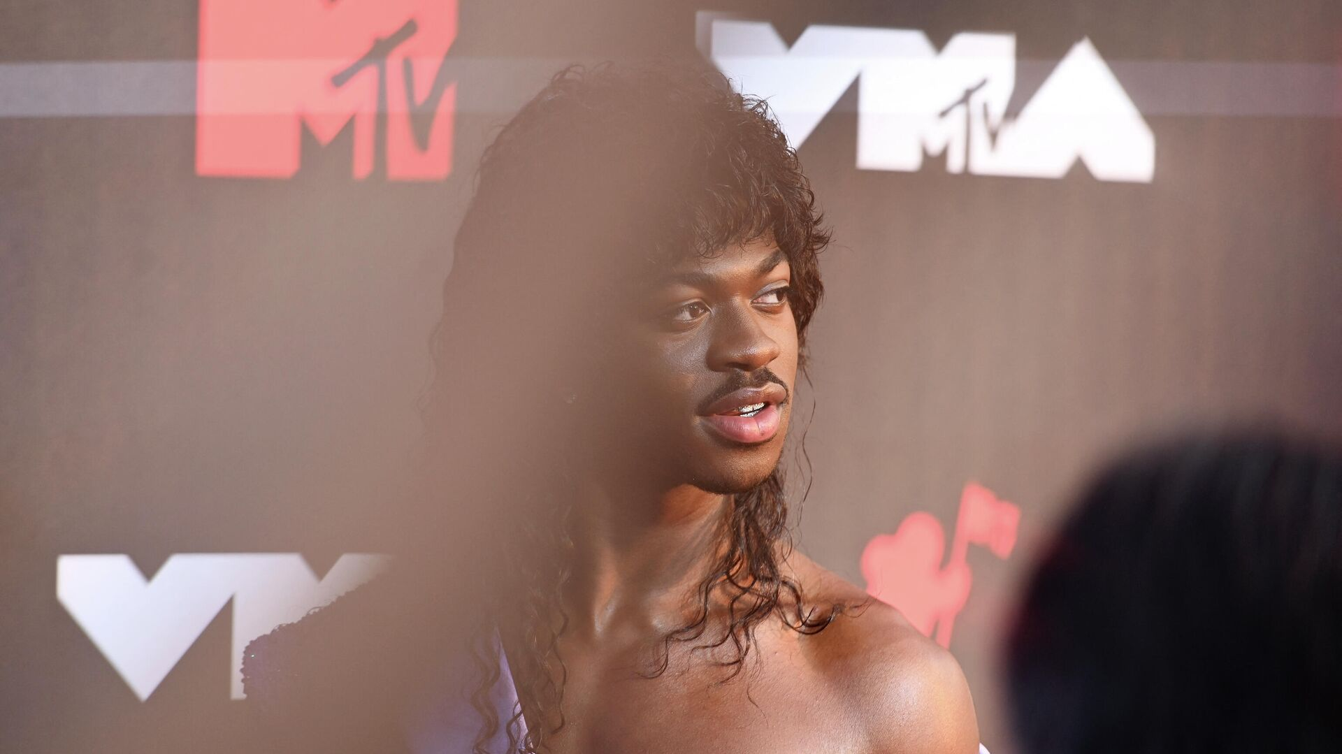 Lil Nas X attends the 2021 MTV Video Music Awards at Barclays Center on September 12, 2021 in the Brooklyn borough of New York City - Sputnik International, 1920, 13.09.2021