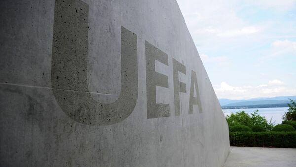 The Union of European Football Associations - Sputnik International