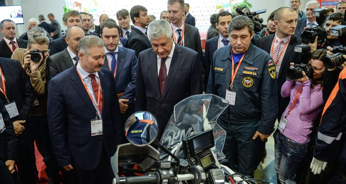 Interpolitech Expo: Arms and Armour of the Russian Army