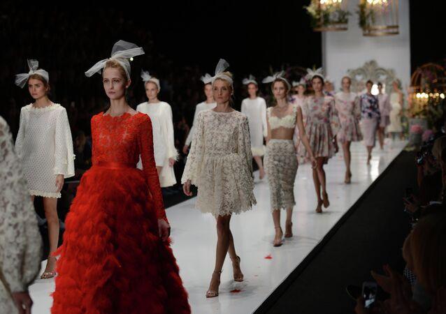Mercedes-Benz Fashion Week Russia. Day four
