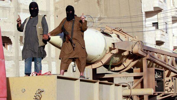 Islamic State Fighters - Sputnik International