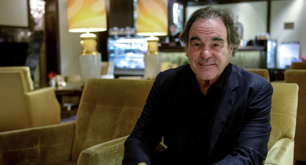 Interview with Oliver Stone