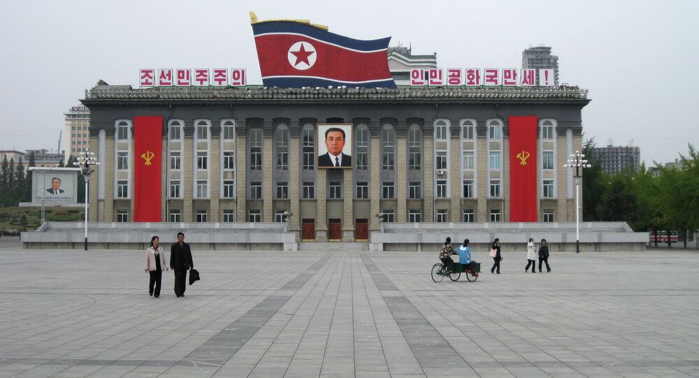 Foreign Countries. North Korea